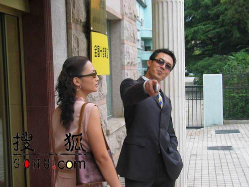 图文:二十五集电视连续剧《强制执行》剧照―05