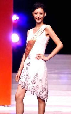 2003年世界小姐-中国小姐关琦获季军