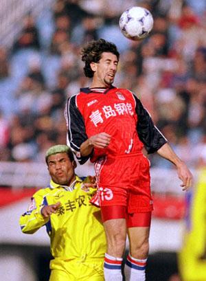 海利丰外援:中国足球队员裁判都可被收买(图)