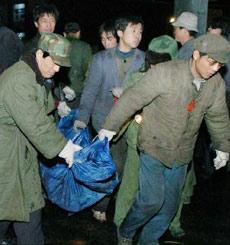 陕西铜川陈家山煤矿发生瓦斯爆炸