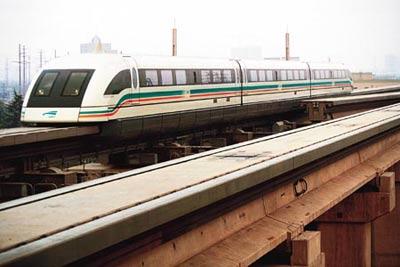 北京一家媒体刊登消息,京沪高铁弃用磁悬浮技术,而且法国阿尔斯通公司
