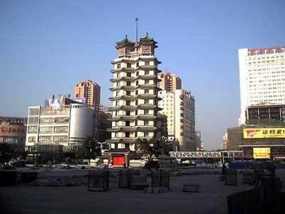 34省市的标志性建筑_16