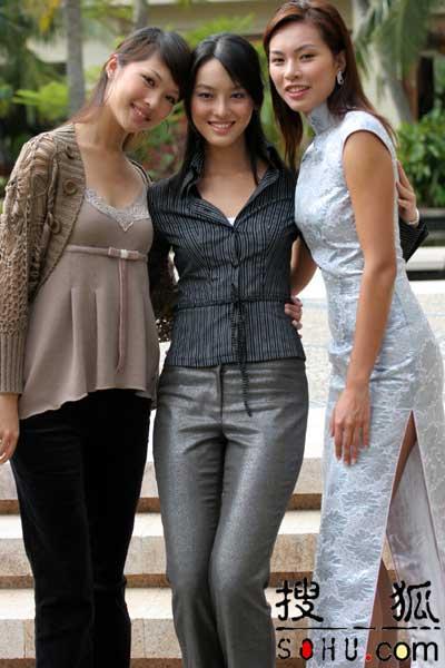 中国台湾佬娱乐_图文:2004世界小姐选美-中国小姐_中国台湾小姐