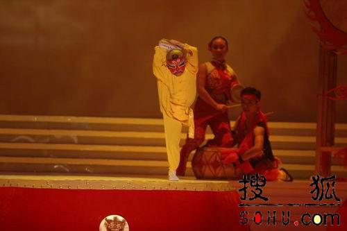 图文:第54届世界小姐选举总决赛-现场歌舞2