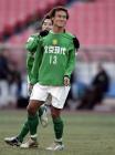 图文:中超第22轮现代4-1力帆 徐云龙庆祝进球