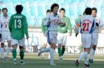 图文:北京现代4-1力帆 石俊攻入本队唯一入球