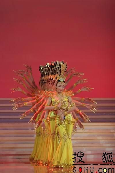 图文:第54届世界小姐选美总决赛-现场表演8