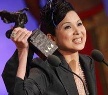 杨贵媚凭借《我月光下我记得》获最佳女主角