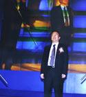 2000年交旗誓师大会