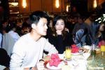 图文:卞军婚礼成球星秀场 于涛携女友前来祝贺