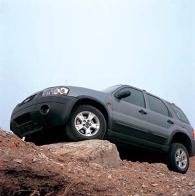 试车:陆地上的野兽--福特新翼虎