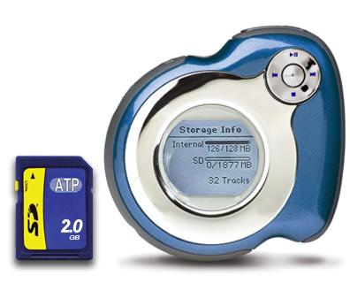 又破纪录!ATP推出2GB超大容量SD卡