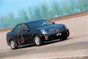 试车:专业测试凯迪拉克CTS