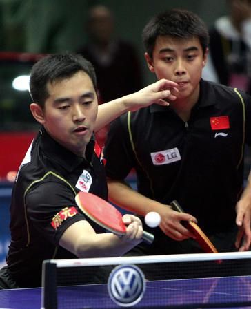 [慢棋](7)乒乓球——中国获国际乒联总决赛大满贯体育围棋快棋图片
