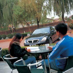 试车:晋级-中华·尊驰  2.4AT尊贵型