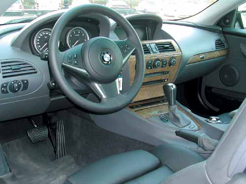 追风舞者--宝马(BMW)645Ci