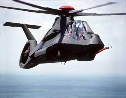 科曼奇_借鉴科曼奇经验教训中国即将研发隐身直升机