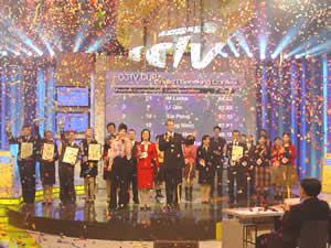 高潮迭起,2004年演讲大赛决赛圆满落幕