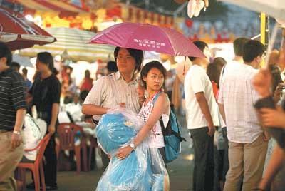 见证北京2004 十大活色生香的 新新名词