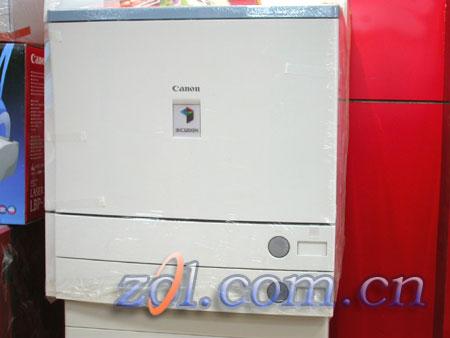 数码小型复合机iC D383 一台 市场价5780元.   这次佳能的促销活动是图片