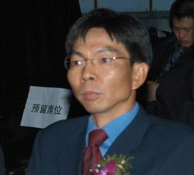 图文:融科智地总裁陈国栋
