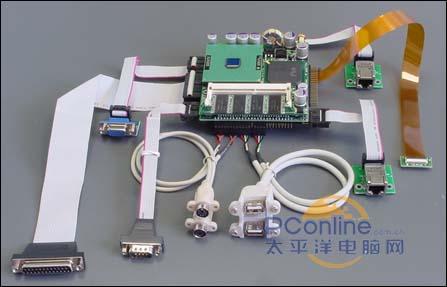 芯片电路科幻图片