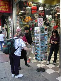 世界十大购物城市:纽约