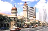世界十大购物城市:吉隆坡