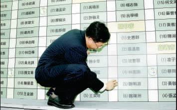 陈水扁辞职似抛鸡肋 连战传说交棒小马哥(图)