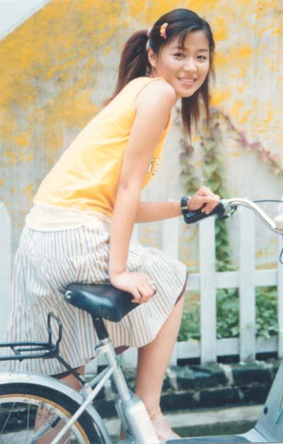 2004全国大学生平面模特选拔赛图片
