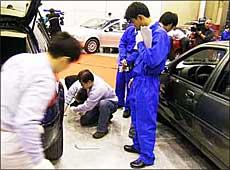 搜狐汽车 车主维修训练营