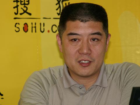 圣诞篮球专家聊天周:徐济成做客搜狐4