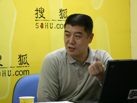 圣诞篮球专家聊天周:徐济成做客搜狐3
