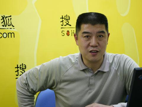 圣诞篮球专家聊天周:徐济成做客搜狐2