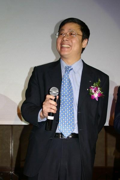 神龙汽车有限公司东风标志品牌总经理唐鹏高清图片