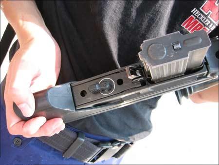 近距:88式5.8毫米建筑步枪组图体验狙击解释代码图纸图片