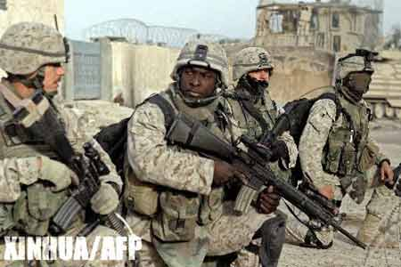多名美军士兵在伊拉克遇袭身亡