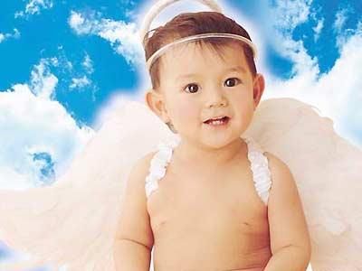 裸露的天使(组图)