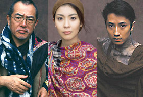 松隆子挑战坚强母亲角色 出演由著名包公案改编新剧