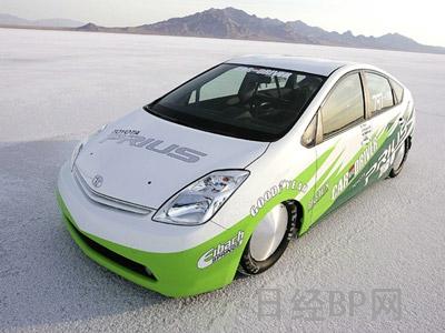 底特律车展 丰田将展出最高速配置的Prius