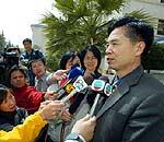撤离伊拉克的中国外交官