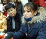 遭遇海啸的中国游客