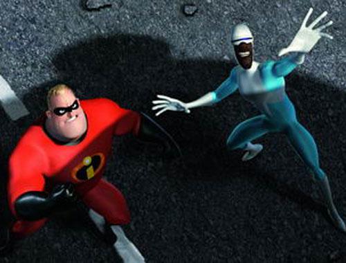 图:《超人总动员》精彩图片-29