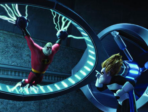 图:《超人总动员》精彩图片-09