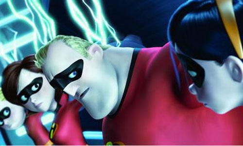 图:《超人总动员》精彩图片-05