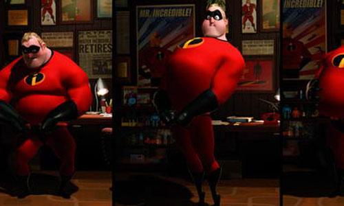 图:《超人总动员》精彩图片-01