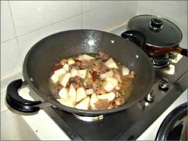 手把手教你做美食 - 冰豆 - 向六的空间
