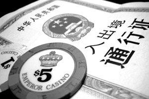 """国人撑起朝鲜""""英皇""""赌业(图)"""