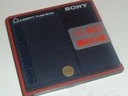 索尼展出1GB Hi-MD