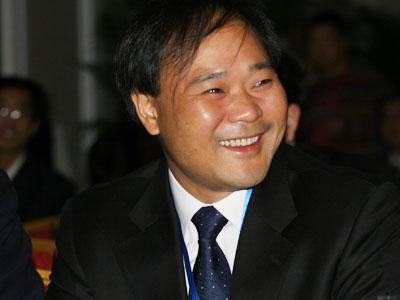 图:吉利集团董事长 李书福